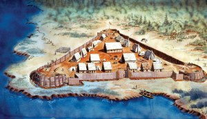 Jamestown-fort